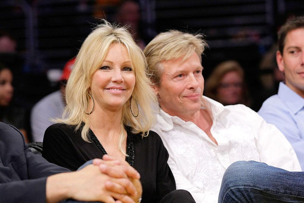 """Heather Locklear and Jack Wagner are both """"Melrose Place"""" alumni, but only one of them is returning to the revived version on The CW. Look for Locklear starting November 17. Noel Vasquez/<a href=""""http://www.gettyimages.com/"""" target=""""new"""">GettyImages.com</a> - October 27, 2009"""