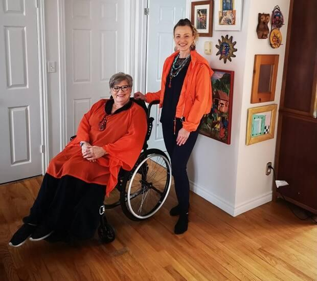 Kelly McGuire stepped in to design Collins's house and make it accessible so she could leave the hospital and return home.