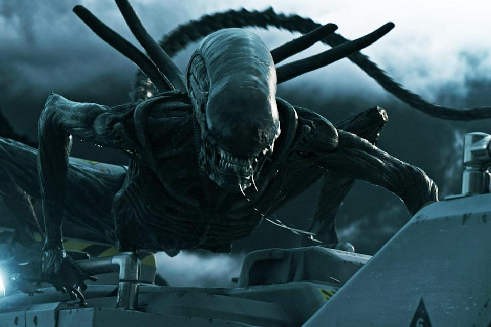 Alien: Covenant was released in 2017 (Photo: Twentieth Century Fox/Courtesy Everett Collection)