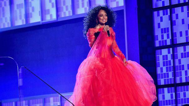 PHOTO: Diana Ross performs onstage during the 61st Annual GRAMMY Awards at Staples Center, Feb. 10, 2019, in Los Angeles. (Jeff Kravitz/FilmMagic/Getty Images)