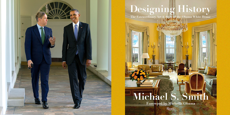 Designer Michael S. Smith Shares Secrets From Decorating the Obama White House