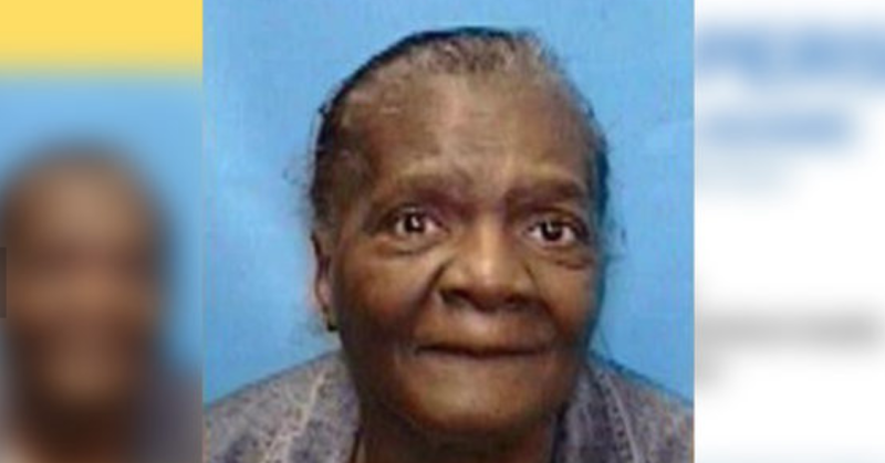 A grandmother, who was last seen five days ago, was found by her grandson and his three friends who decided to search for her one last time. (Photo: WSOC-TV)