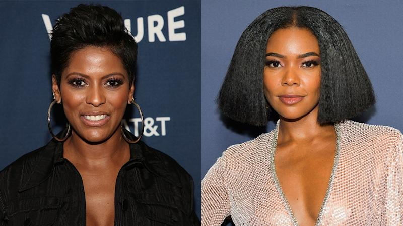 Tamron Hall, Eva Longoria and More Stars Rally Around Gabrielle Union After 'AGT' Exit