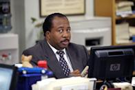 <p>Leslie played Stanley Hudson, an often grumpy sales rep known for being particularly lazy at Dunder Mifflin. </p>