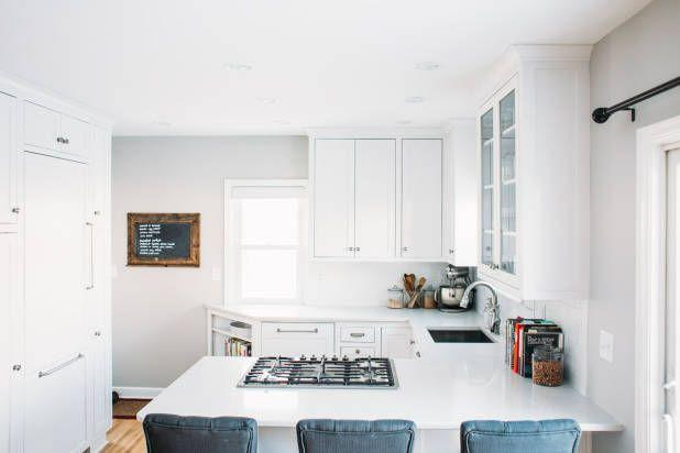 "<p>That's why she went all out with her renovation, tearing down walls and adding serious counter space in a neutral white (better for photos!).</p><p><a href=""http://pinchofyum.com/kitchen-remodel-final-reveal"" rel=""nofollow noopener"" target=""_blank"" data-ylk=""slk:See more at Pinch of Yum »"" class=""link rapid-noclick-resp""><em>See more at Pinch of Yum »</em></a></p>"