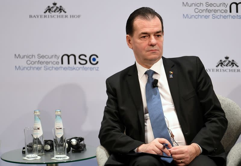 FILE PHOTO: Munich Security Conference