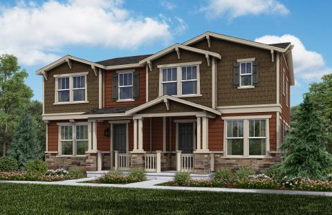 KB Home Announces the Grand Opening of Homestead Hills Villas