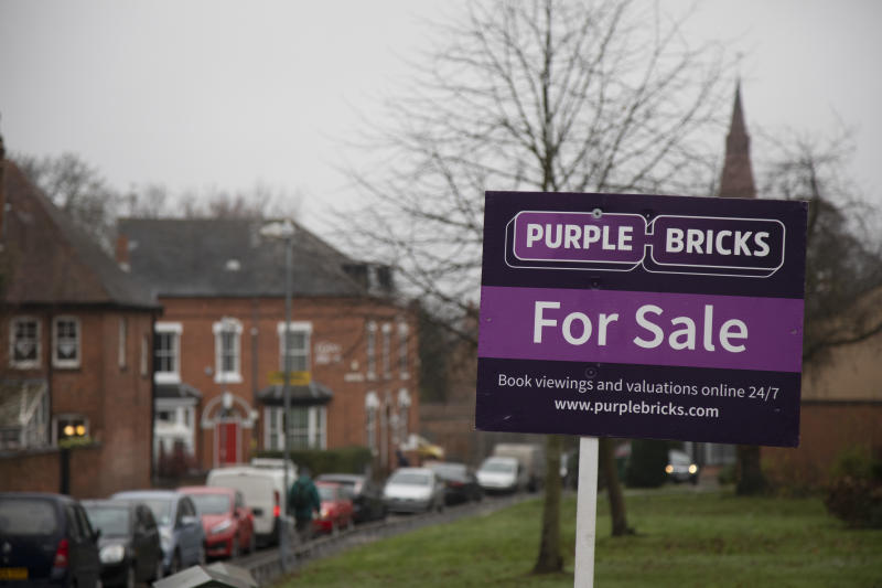 Britain's Purplebricks changes management as shares plummet on revenue warning