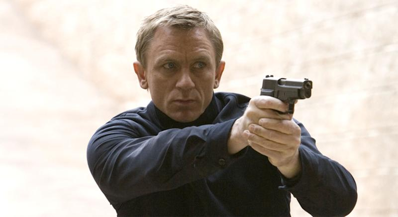 Daniel Craig remains Ian Flemings' James Bond... for now (Eon/MGM/Sony Pictures)
