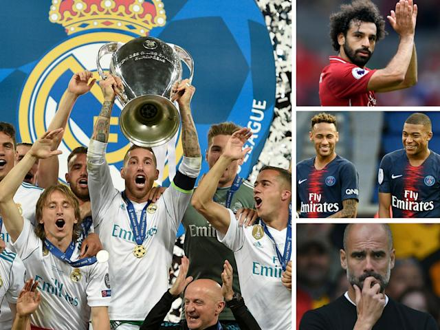 Champions League draw: All 32 teams ranked from least to most terrifying