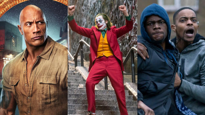 Movies coming to Sky Cinema and NOW TV in August 2020. (Credit: Sony/Warner Bros/Paramount)