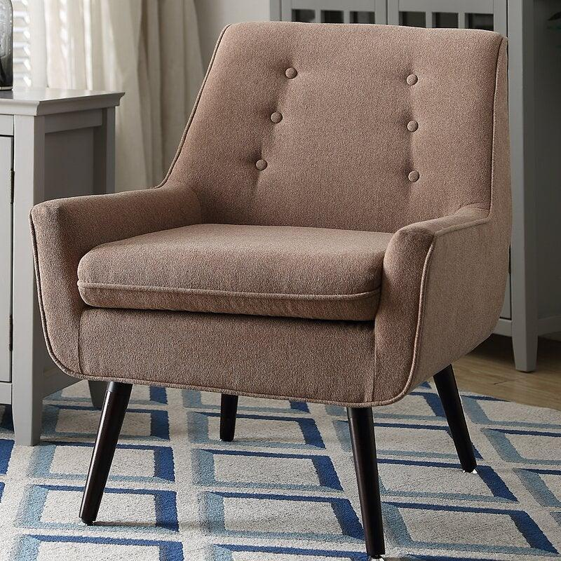 "<h2>Eytel Armchair</h2><br><strong>Discount:</strong> 62% off<br><br><strong>The Hype: </strong>4.5 out of 5 stars and 3,141 reviews<br><br><strong>Deal Hunters Say: </strong>""This chair is perfect for you if you're looking for an accent chair that is comfortable without being bulky. The color is exactly like what I ordered, and the assembly was super easy and quick.""<br><br><em>Shop </em><strong><em><a href=""https://fave.co/3luoy2T"" rel=""nofollow noopener"" target=""_blank"" data-ylk=""slk:Langley Street"" class=""link rapid-noclick-resp"">Langley Street</a></em></strong><br><br><strong>Langley Street</strong> Eytel Armchair, $, available at <a href=""https://go.skimresources.com/?id=30283X879131&url=https%3A%2F%2Ffave.co%2F2JoNcU4"" rel=""nofollow noopener"" target=""_blank"" data-ylk=""slk:Wayfair"" class=""link rapid-noclick-resp"">Wayfair</a>"