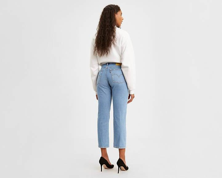 "<p>These <a href=""https://www.popsugar.com/buy/Levi-Wedgie-Fit-Straight-Jeans-585709?p_name=%20Levi%27s%20Wedgie%20Fit%20Straight%20Jeans&retailer=levi.com&pid=585709&price=98&evar1=fab%3Aus&evar9=45615413&evar98=https%3A%2F%2Fwww.popsugar.com%2Ffashion%2Fphoto-gallery%2F45615413%2Fimage%2F47583292%2FLevi-Wedgie-Fit-Straight-Jeans&list1=shopping%2Cdenim%2Cwinter%2Cwinter%20fashion&prop13=mobile&pdata=1"" class=""link rapid-noclick-resp"" rel=""nofollow noopener"" target=""_blank"" data-ylk=""slk:Levi's Wedgie Fit Straight Jeans""> Levi's Wedgie Fit Straight Jeans</a> ($98) come in so many washes.</p>"