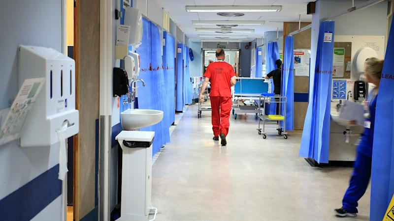 NHS 'faces Covid-19 triple whammy'