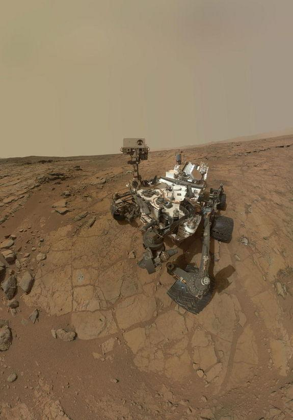 NASA Celebrates Curiosity Rover's 1st Year on Mars Today: How to Watch Live