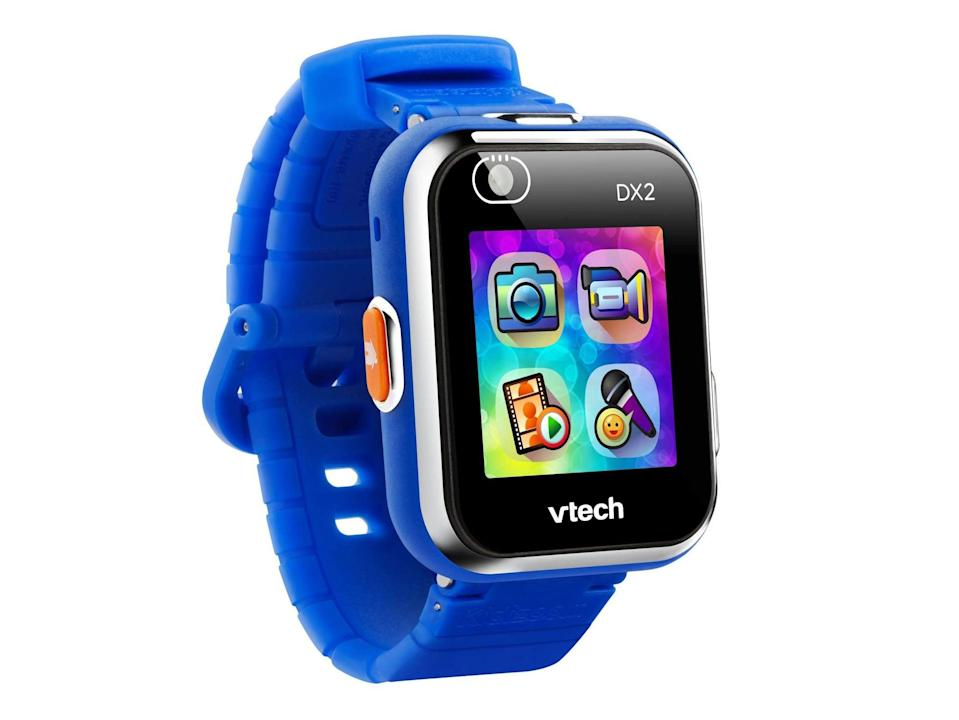 VTech 193803 kidizoom smart watch DX2, blue: Was £37.99, now £25.88, Amazon.co.uk (IndyBest)