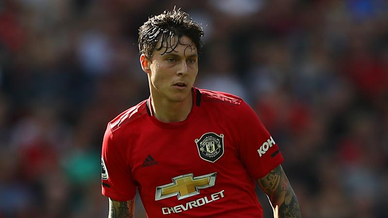 Manchester United star Lindelof not bothered by Mourinho criticism