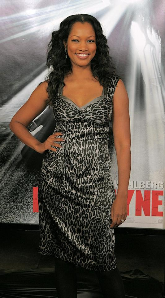 """<a href=""""http://movies.yahoo.com/movie/contributor/1807598780"""">Garcelle Beauvais</a> at the Los Angeles premiere of <a href=""""http://movies.yahoo.com/movie/1810007086/info"""">Max Payne</a> - 10/13/2008"""
