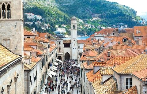 Dubrovnik - Credit: Getty