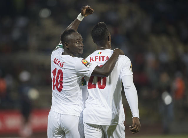 Sadio Mane and Keita Balde Diao are just two of many talented players who'll lead Senegal at the 2018 World Cup. (Getty)