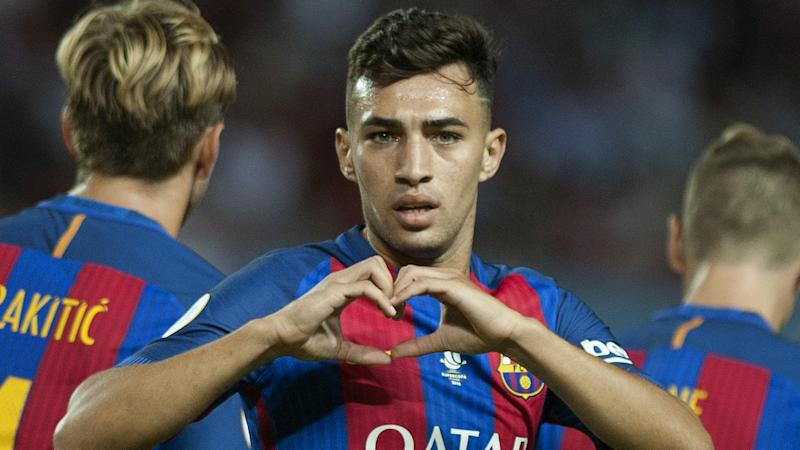 Transfergerücht: Schalke an Barca-Talent Munir interessiert