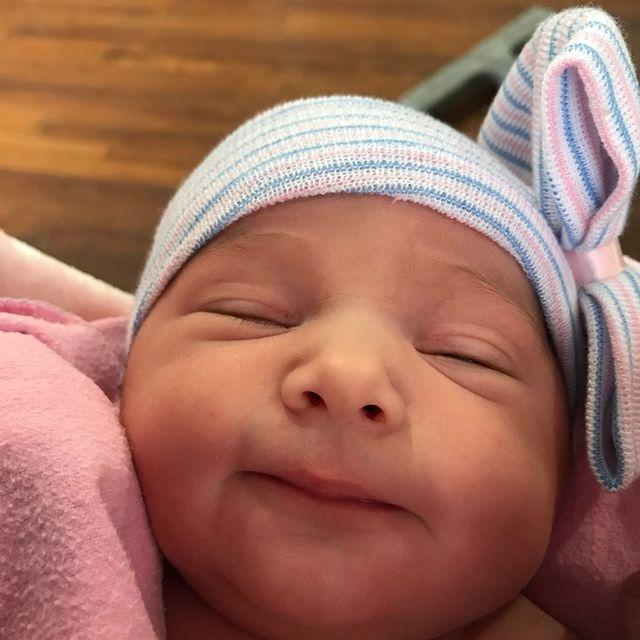 """<p>Bieber's step-mother Chelsea just gave birth to a baby girl.</p><p>The singer announced the news via Instagram with a picture of adorable sister and the caption: 'Meet the newest Bieber, my little sister Bay Bieber.'</p><p><a href=""""https://www.instagram.com/p/Bmi0B0ehGjN/?taken-by=justinbieber"""" rel=""""nofollow noopener"""" target=""""_blank"""" data-ylk=""""slk:See the original post on Instagram"""" class=""""link rapid-noclick-resp"""">See the original post on Instagram</a></p>"""