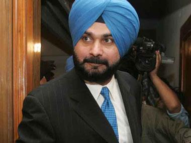 BJP writes to Punjab governor claiming 'constitutional crisis' over Navjot Singh Sidhu's failure to assume charge as state power minister