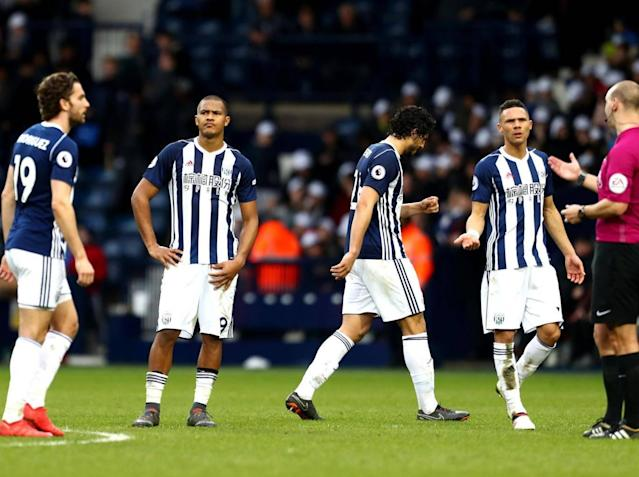 Alan Pardew left on the brink as West Brom are hammered at home by Leicester City