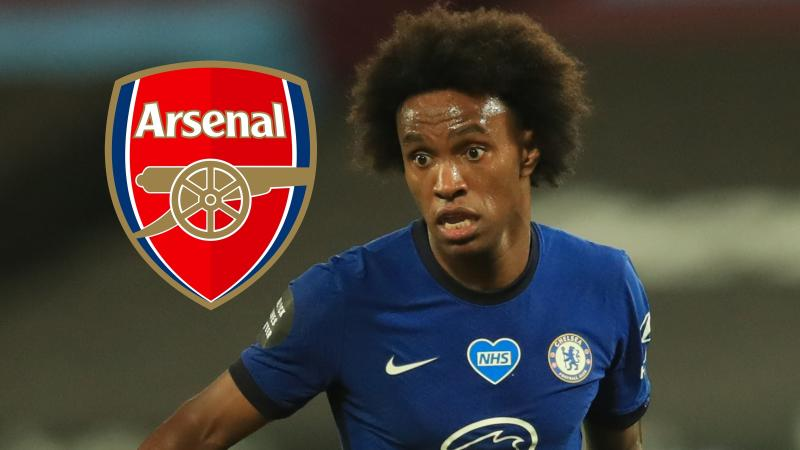 'Willian was wooed by Arteta' - Joorabchian reveals why former Chelsea star opted for Gunners