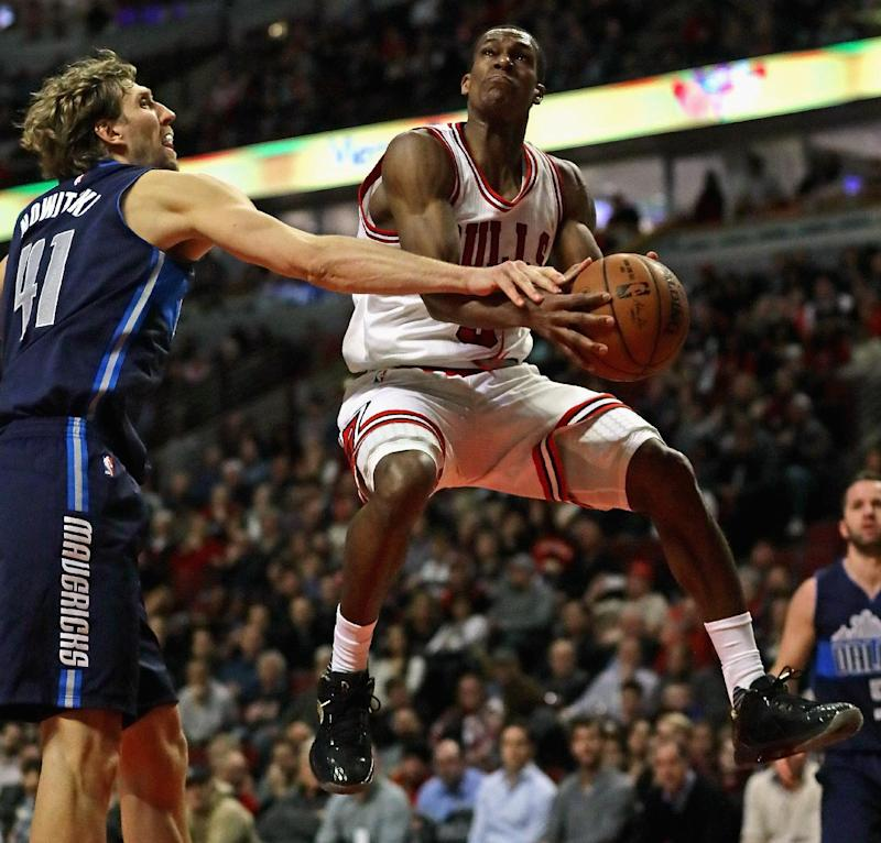 Harrison Barnes Rivals: Mavericks Edge Bulls, Spurs And Raptors Win