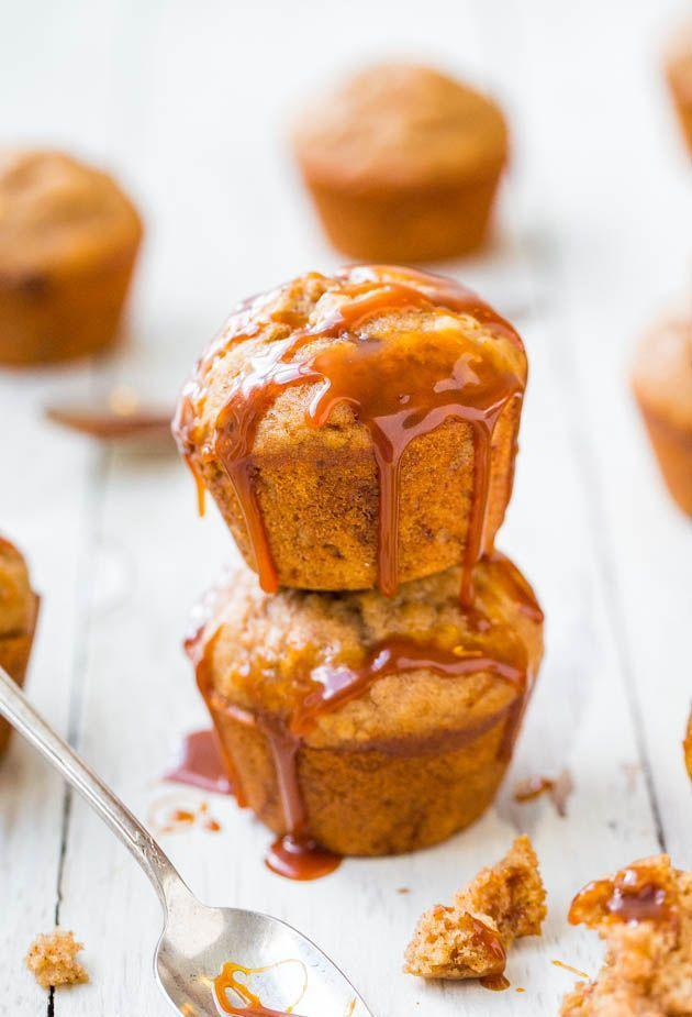 "<p>BRB, we'll be drowning ourselves in salted caramel sauce.</p><p>Get the recipe from <a href=""http://www.averiecooks.com/2014/04/salted-caramel-buttermilk-brown-sugar-muffins.html"" rel=""nofollow noopener"" target=""_blank"" data-ylk=""slk:Averie Cooks"" class=""link rapid-noclick-resp"">Averie Cooks</a>.</p>"