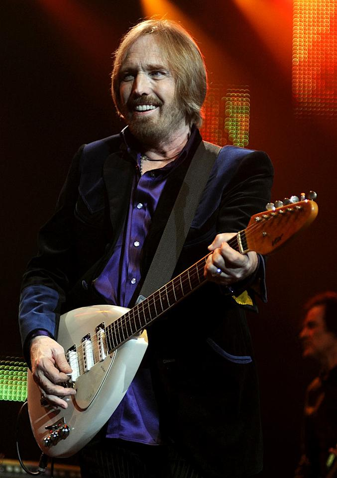 "October 20: Tom Petty turns 60 Tim Mosenfelder/<a href=""http://www.gettyimages.com/"" target=""new"">GettyImages.com</a> - June 5, 2010"