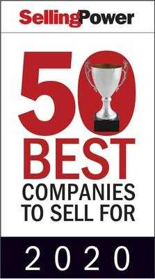Hormel Foods has been ranked 21st in the Selling Power's 50 Best Companies to Sell For listing for 2020.