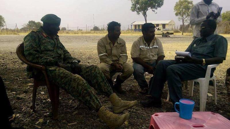South Sudan Rebels Release Two Abducted Indian Oil Workers
