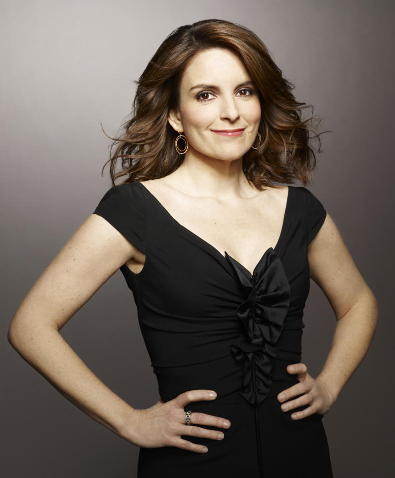 "Lead Actress in a Comedy Series: Tina Fey, ""30 Rock"""