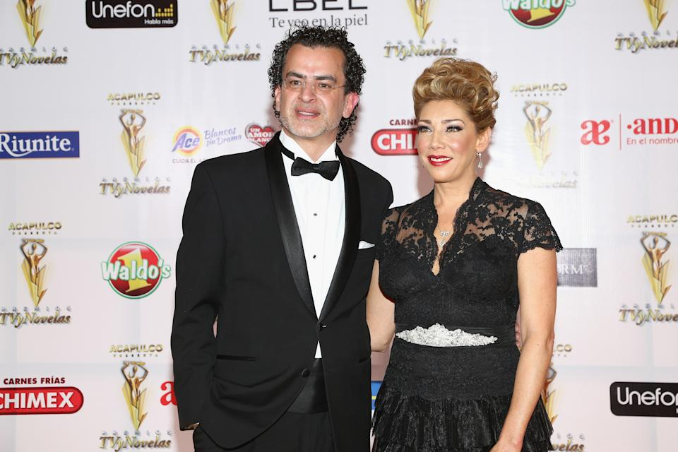 David Gerstein y Cynthia Klitbo en 2014. (Photo by Victor Chavez/WireImage)
