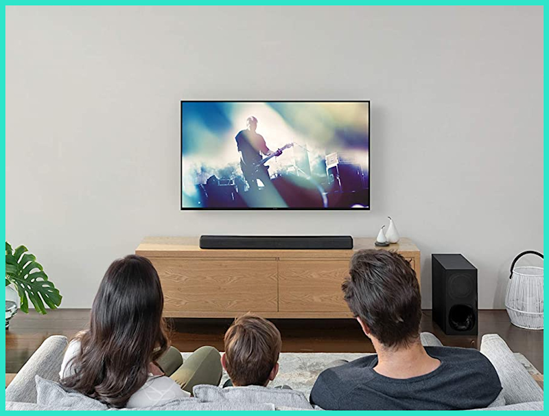 Save up to 34 percent on select Sony TV and audio components, today only. (Photo: Sony)