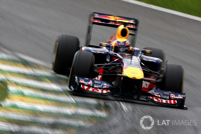 "30. El Red Bull Racing RB7 de F1 de 2011 <span class=""copyright"">Andrew Hone / Motorsport Images</span>"