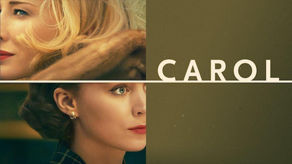 """<p>Carol is the story of two women who meet in a department store, fall in love, and begin an affair that gets complicated over time. If you're a sucker for costumes or period pieces, this 1950s, New York City-set film is for you.</p><p><a class=""""link rapid-noclick-resp"""" href=""""https://www.netflix.com/watch/80058700?trackId=254986071&tctx=5%2C6%2C72120aa6-5553-4e6a-a0e4-39fd32bf4793-13315773%2Ca8ed29ec-b206-4148-ba3b-7cbf385ff09e_12148811X28X3052090X1607718788637%2Ca8ed29ec-b206-4148-ba3b-7cbf385ff09e_ROOT%2C"""" rel=""""nofollow noopener"""" target=""""_blank"""" data-ylk=""""slk:STREAM NOW"""">STREAM NOW</a></p><p><strong>__________________________________________________________</strong></p><p><em>Want more entertainment news? You're in luck! <a href=""""https://subscribe.hearstmags.com/circulation/shared/email/newsletters/signup/wdy-su01.html"""" rel=""""nofollow noopener"""" target=""""_blank"""" data-ylk=""""slk:Sign up for our FREE newsletter"""" class=""""link rapid-noclick-resp"""">Sign up for our FREE newsletter</a> for even more of the Woman's Day content you want.</em></p>"""