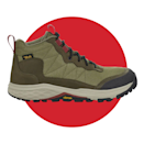 """<p><strong>5 Reviews</strong></p><p>teva.com</p><p><strong>$150.00</strong></p><p><a href=""""https://go.redirectingat.com?id=74968X1596630&url=https%3A%2F%2Fwww.teva.com%2Fmen-boots%2Fridgeview-mid%2F1116626.html&sref=https%3A%2F%2Fwww.menshealth.com%2Ftechnology-gear%2Fg36954813%2Fmens-health-outdoor-awards-2021%2F"""" rel=""""nofollow noopener"""" target=""""_blank"""" data-ylk=""""slk:BUY IT HERE"""" class=""""link rapid-noclick-resp"""">BUY IT HERE</a></p><p>For the moments when you need some more ankle support, Teva's Ridgeview hiking boot was designed for you to take on any trail—and they're great for longer, multi-day hikes. Plus, they're waterproof, so you can swiftly step through rivers that come along your paths.</p>"""