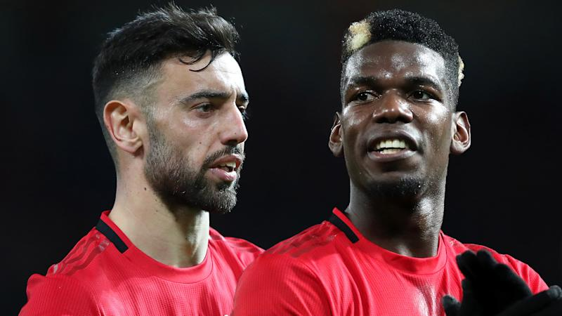 Pogba bills Man Utd as 'biggest club in England' & lifts the lid on working with Bruno Fernandes