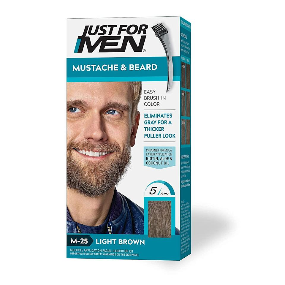 Just for Men Mustasche and Beard Coloring