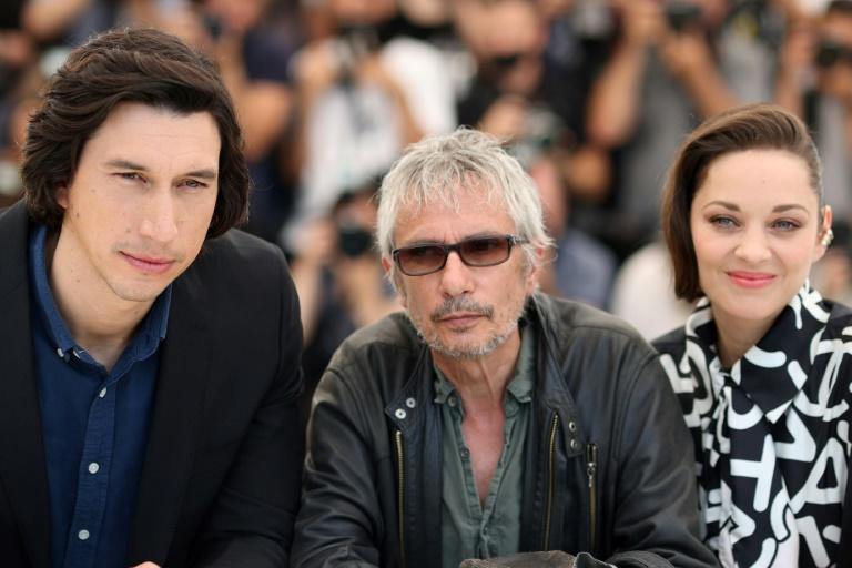 Driver, Carax and Cotillard made for a dramatic start to the festival in opening film 'Annette'.