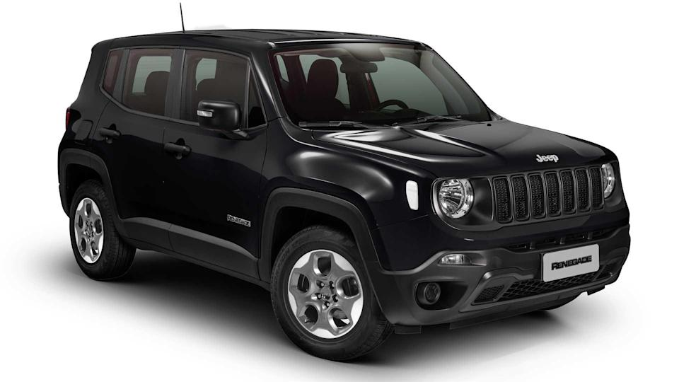Jeep Renegade STD