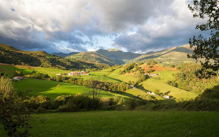 The great outdoors in south-western France - BEN HOLGATE