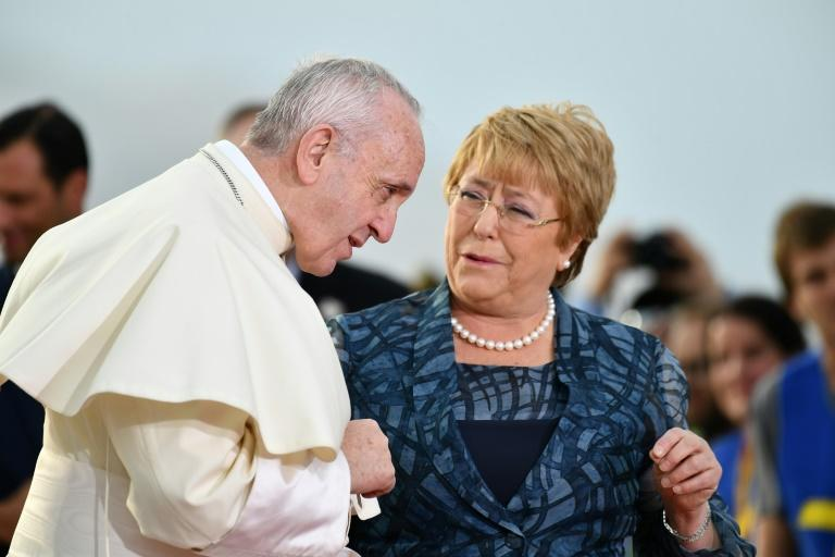 Bachelet became involved in human rights activism in the 1970s