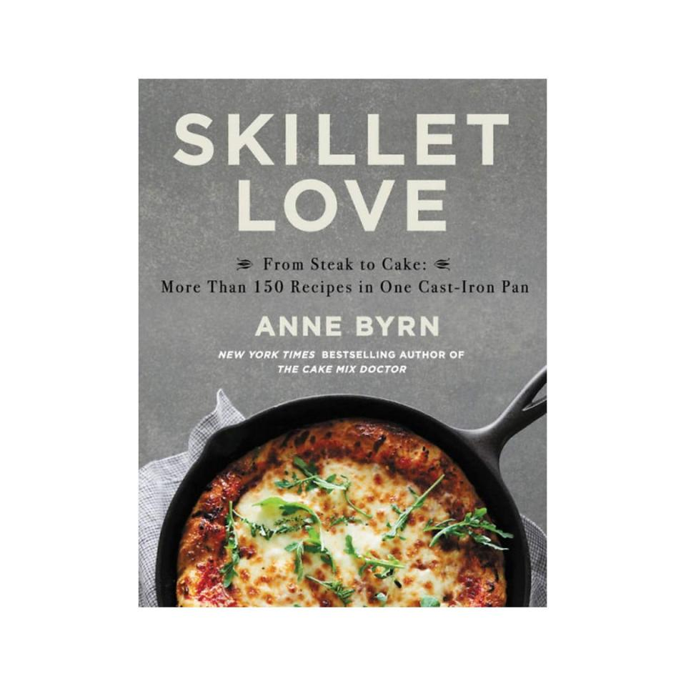 "<p><strong>by Anne Byrn<br /> Buy It: </strong>$27; <a href=""https://www.amazon.com/Skillet-Love-Steak-Recipes-Cast-Iron-ebook/dp/B07NCXHRPG/ref=as_li_ss_tl?ie=UTF8&linkCode=ll1&tag=slfallcookbookslcericola1019-20&linkId=bead7cd910d00053df7673807b492712&language=en_US"">amazon.com</a></p> <p>It's your trustiest pan in the kitchen, but Anne Byrn's <a href=""https://www.amazon.com/Skillet-Love-Steak-Recipes-Cast-Iron-ebook/dp/B07NCXHRPG/ref=as_li_ss_tl?ie=UTF8&linkCode=ll1&tag=slfallcookbookslcericola1019-20&linkId=bead7cd910d00053df7673807b492712&language=en_US""><i>Skillet Love</i></a> will make you look at your cast-iron skillet in a whole new way. With 160 recipes for every meal of the day (including appetizers and dessert), you're sure to find a new dish to add to your repertoire.</p>"