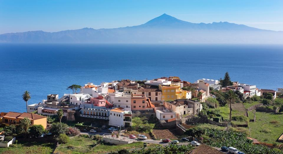 Tenerife tops Yahoo UK's list of the most searched-for travel destinations of 2020 (Getty)