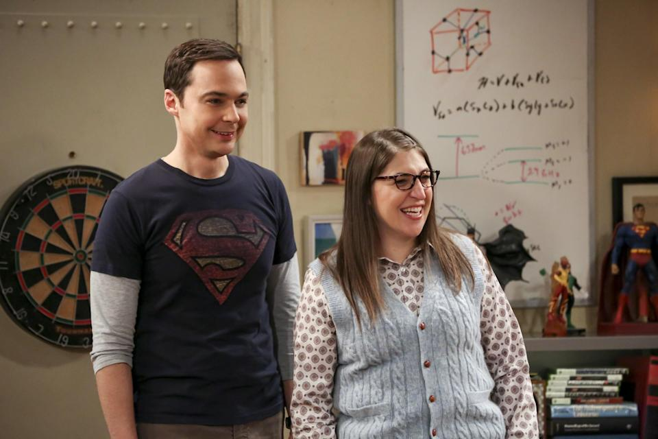 In tonight's episode Sheldon and Amy learn they could be up for a Nobel Prize—but there's a serious catch.