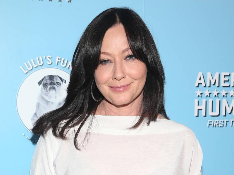 Shannen Doherty battling stage four cancer